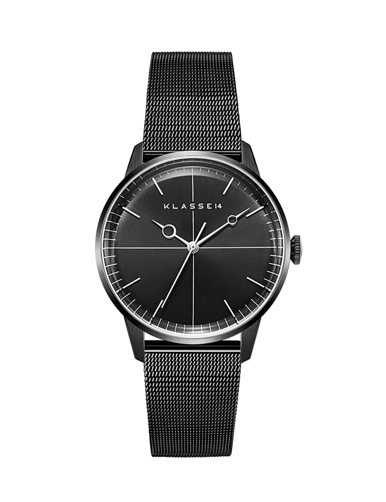 DISCO VOLANTE BLACK MESH 40mm