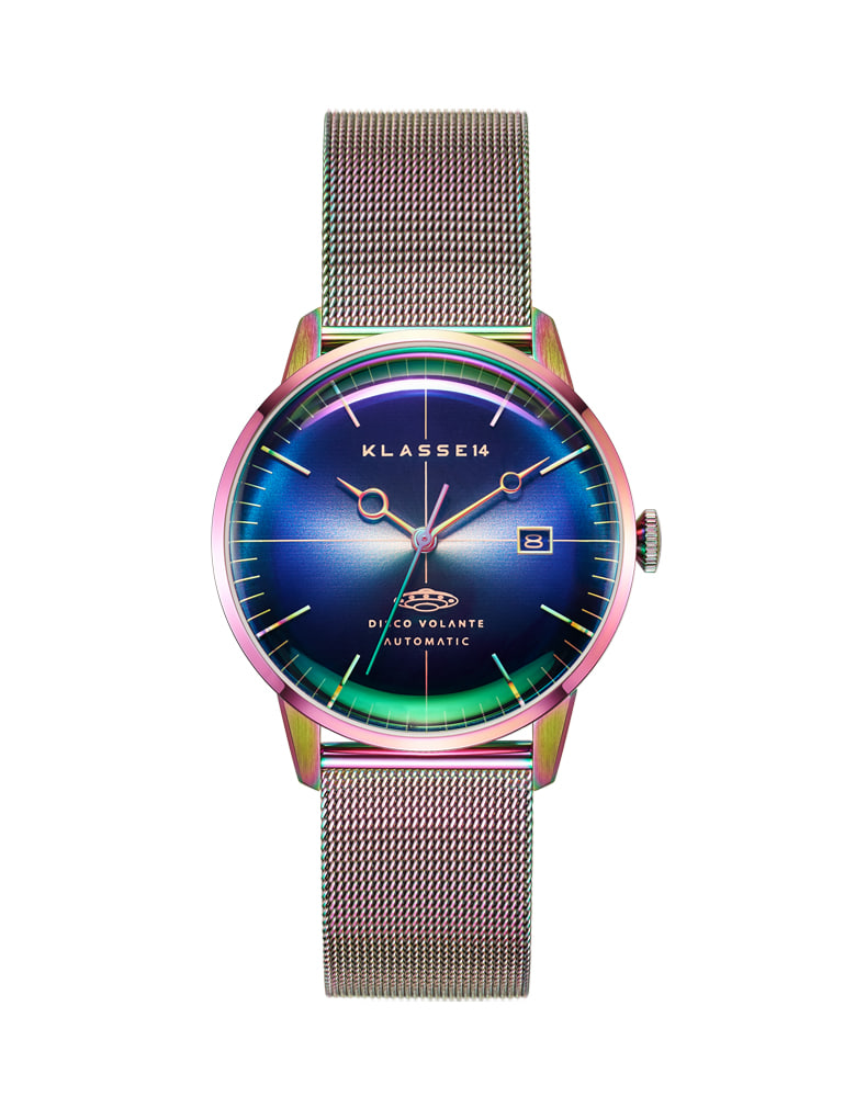 DISCO VOLANTE STARDUST RAINBOW MESH 40mm